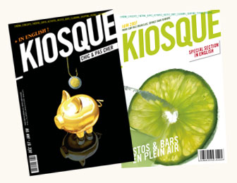 covers Kiosque